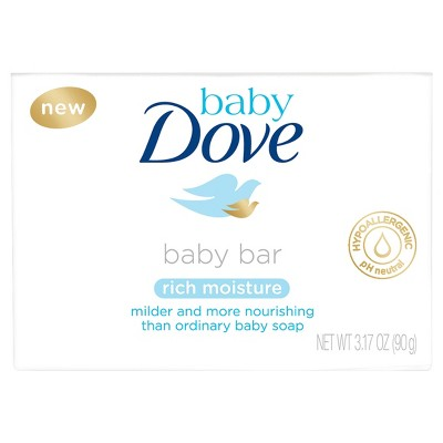 Baby Dove Rich Moisture Bar - 3.17oz