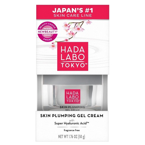 Unscented Hada Labo Tokyo Skin Plumping Gel Cream and Perfecting Serum - 1.76oz - image 1 of 4