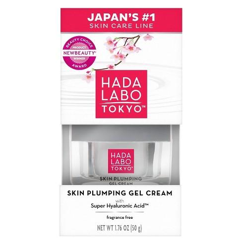 Hada Labo Tokyo Skin Plumping Gel Cream - 1.76 oz - image 1 of 4