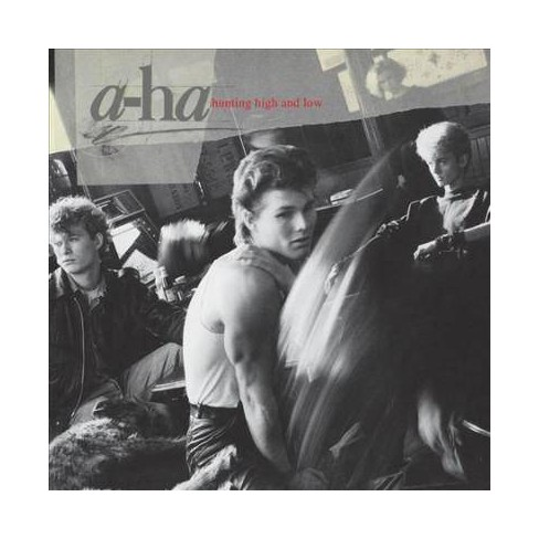 a-ha - Hunting High and Low (Vinyl) - image 1 of 1
