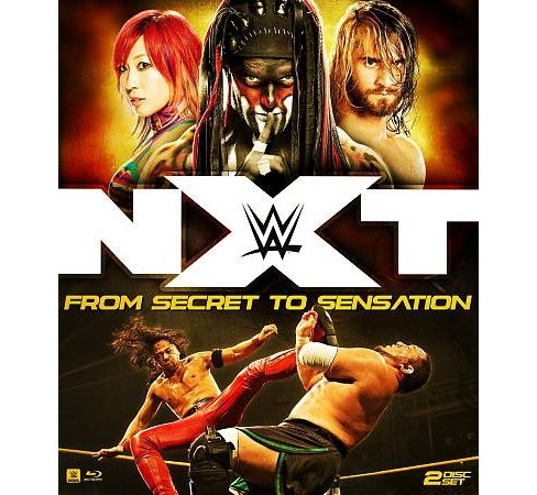 Wwe:Nxt From Secret To Sensation (Blu-ray) - image 1 of 1