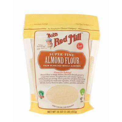 Flours & Meals: Bob's Red Mill Super Fine Almond Flour