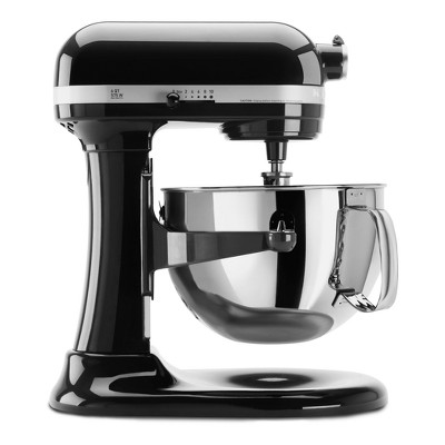 KitchenAid Refurbished Professional 600 Series 6qt Bowl-Lift Stand Mixer Onyx Black - RKP26M1XOB