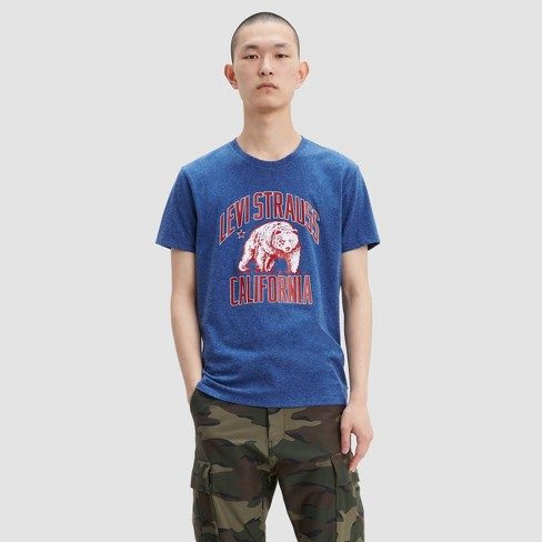 Levi's® Men's Cali Bear Graphic Tee - image 1 of 2