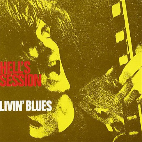 Livin' blues - Hell's session (Vinyl) - image 1 of 1