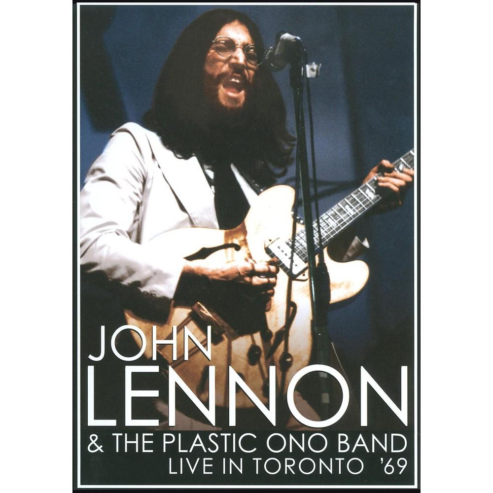 John Lennon/Plastic Ono Band Live In (Dvd)