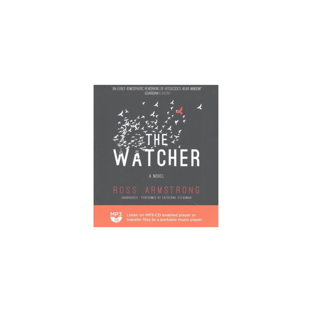 Watcher (MP3-CD) (Ross Armstrong)