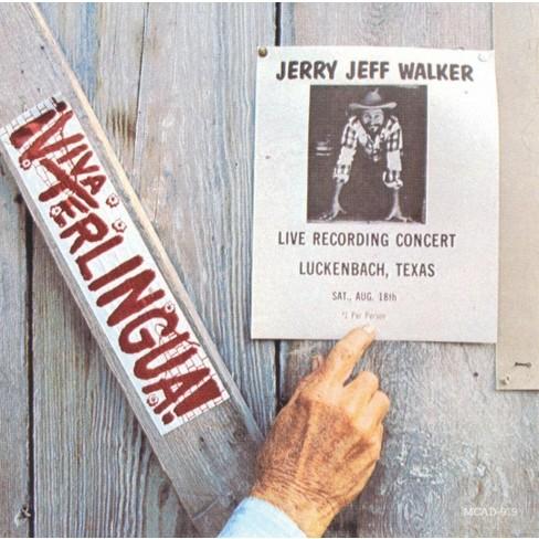 Jerry Jeff Walker - Viva Terlingua (CD) - image 1 of 4
