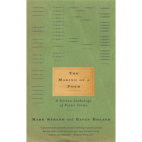 The Making of a Poem - (Norton Anthology) (Paperback) - image 1 of 1