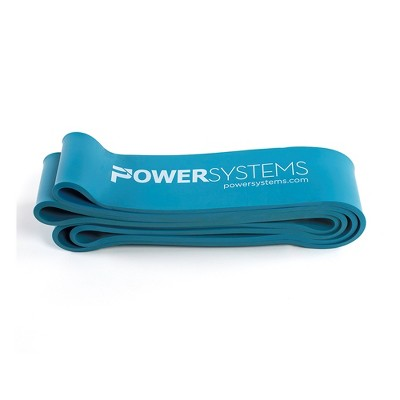 Power Systems 68167 Ultra Heavy 80-100 Pounds of Resistance Strength Band 41-Inch, Blue