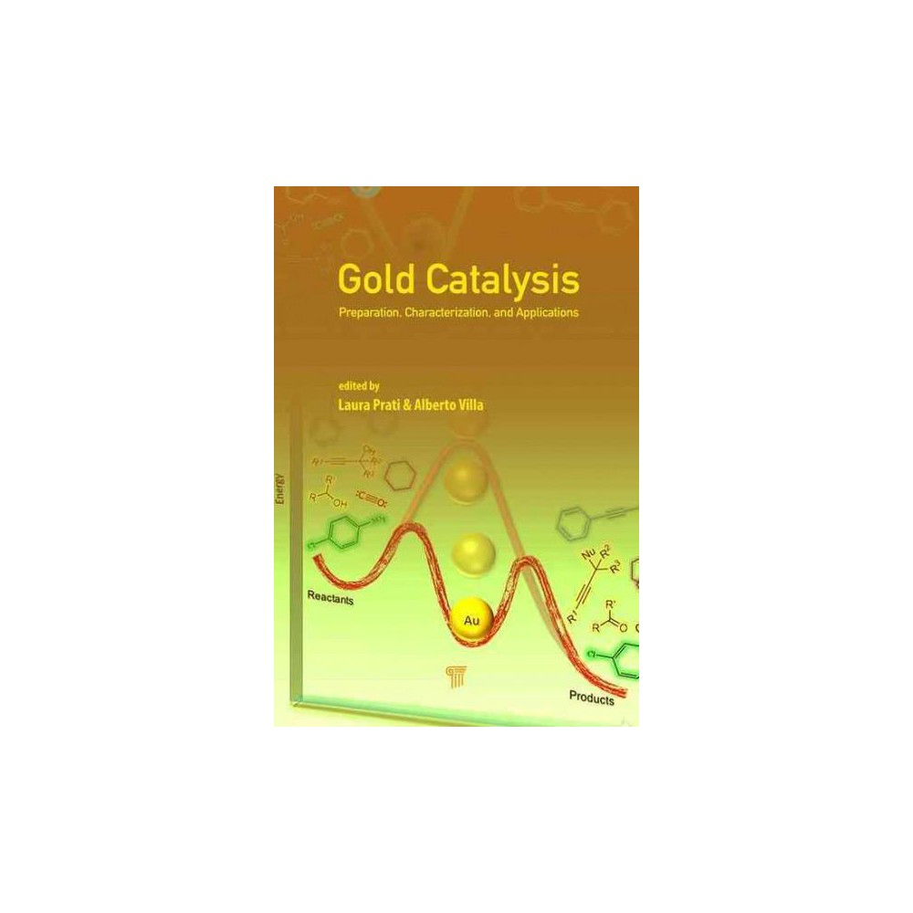 Gold Catalysis : Preparation, Characterization, and Applications (Hardcover)