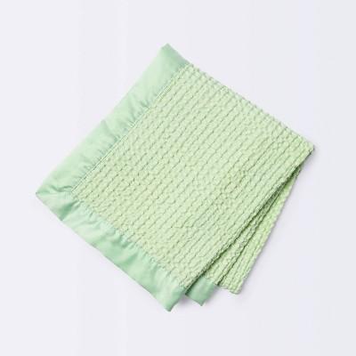 Waffle Blanket - Cloud Island™ Green