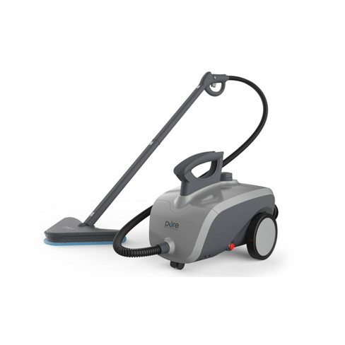 Pure Enrichment Pureclean Xl Rolling Steam Cleaner - Light Stone - image 1 of 4