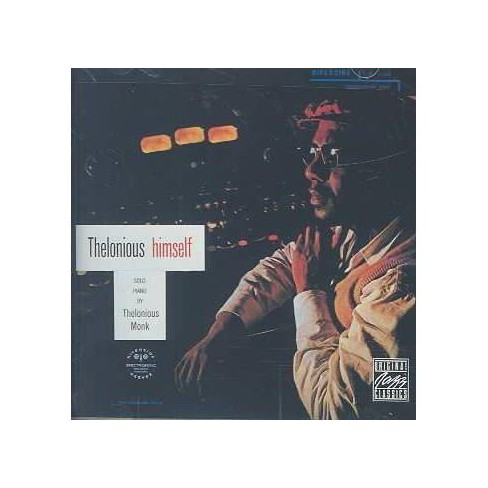 Thelonious Monk - Thelonious Himself (CD) - image 1 of 1