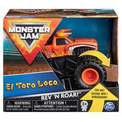 Monster Jam (Rev & Rumble) Trucks - El Toro Loc - 1:43 Scale