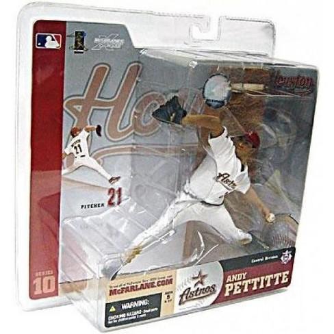 McFarlane Toys MLB Houston Astros Sports Picks Series 10 Andy Pettitte Action Figure [White Jersey] - image 1 of 1