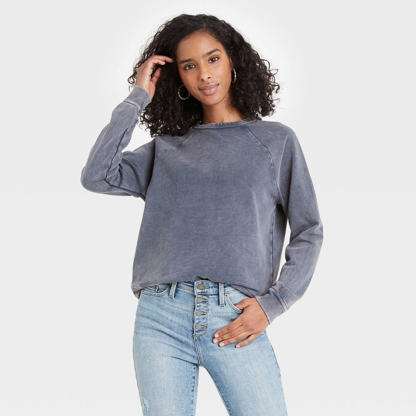 Women's Sweatshirt - Universal Thread™ - image 1 of 8