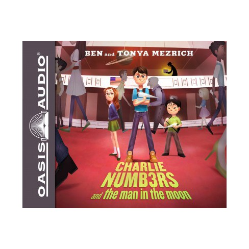 Charlie Numbers And The Man In The Moon Library Edition