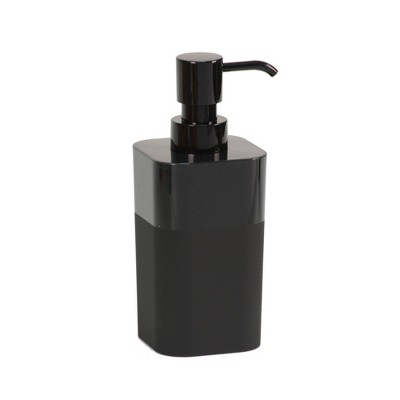 Plastic Soap/lotion Dispenser Black - Room Essentials™