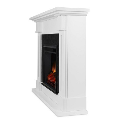 Electric Fireplace White Fireplaces Target