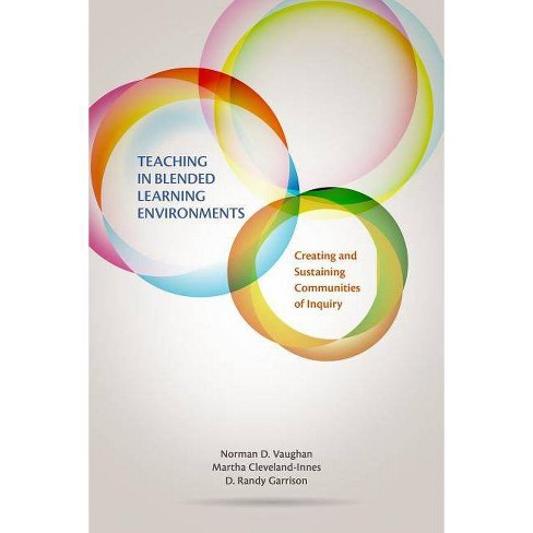 Teaching in Blended Learning Environments - (Issues in Distance Education) (Paperback) - image 1 of 1