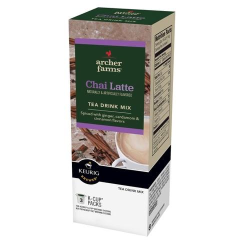 Chai Latte Pods 3ct - Archer Farms™ - image 1 of 3