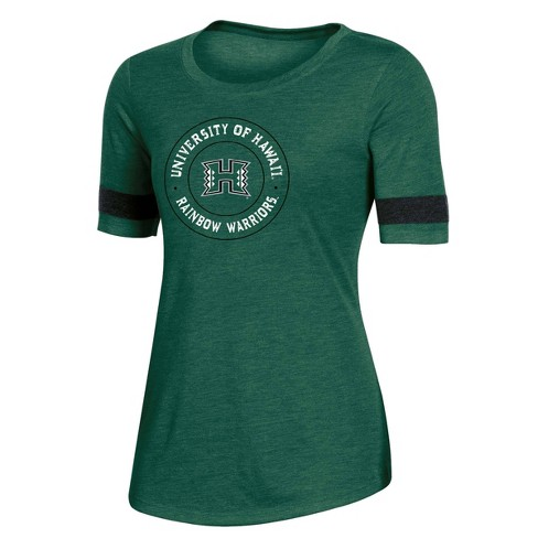 NCAA Hawaii Rainbow Warriors Women's Short Sleeve Crew Neck T-Shirt - image 1 of 2