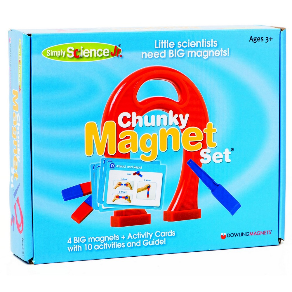 Dowling Magnets Chunky Magnet Set