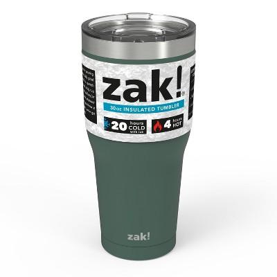 Zak Designs Designs30oz DW SS Tumbler - Sage Green