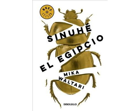 Sinuhé, el egipcio / The Egyptian -  by Mika Waltari (Paperback) - image 1 of 1