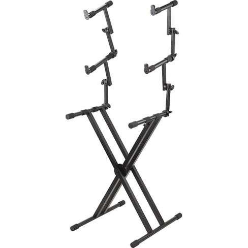 Proline PL403 3 Tier Double X-Braced Keyboard Stand - image 1 of 1