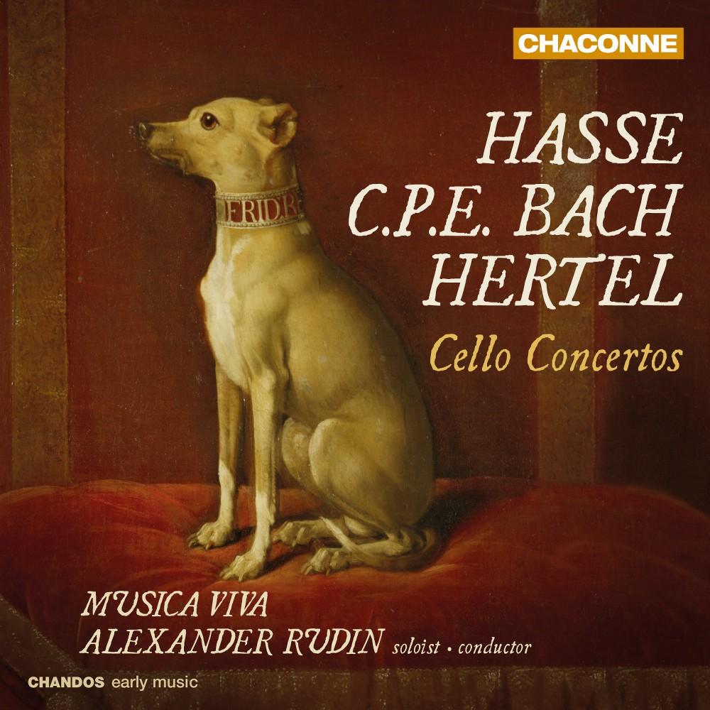 Musica Viva Moscow C - Cello Concertos (CD)