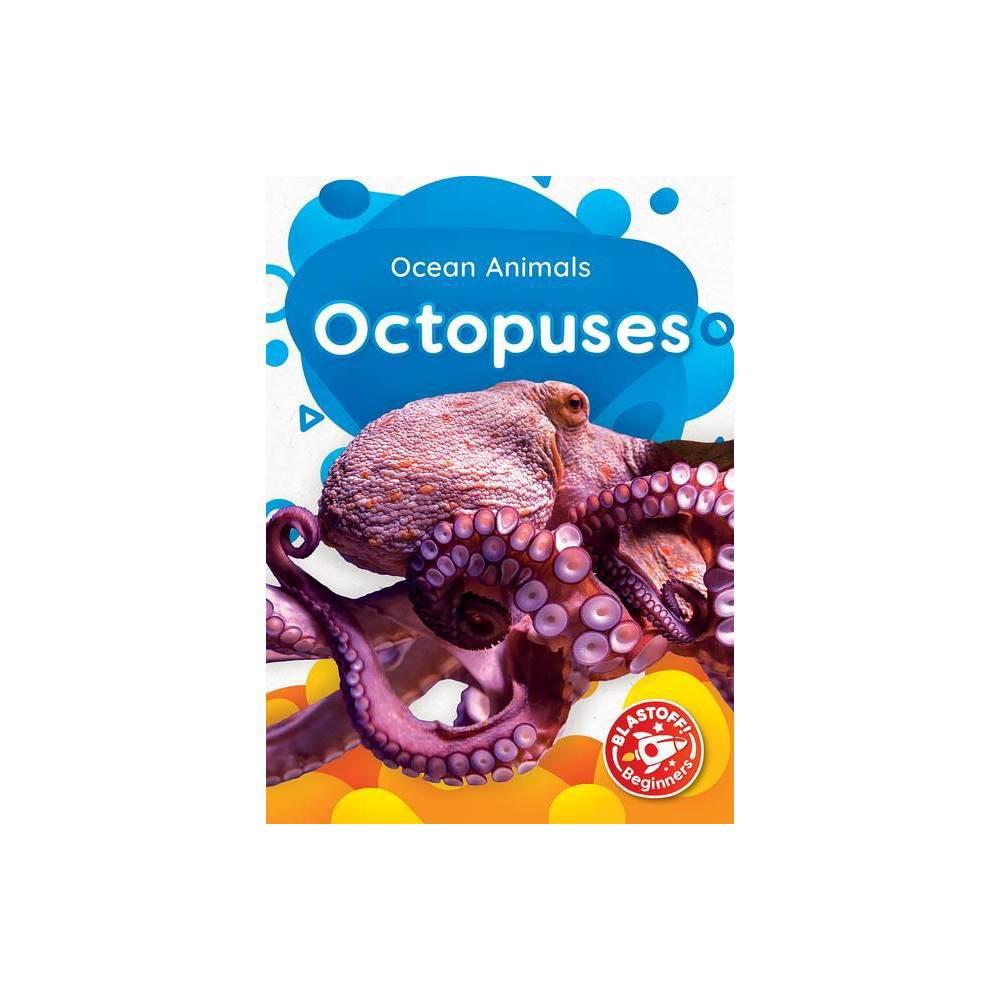 Octopuses Ocean Animals By Derek Zobel Paperback