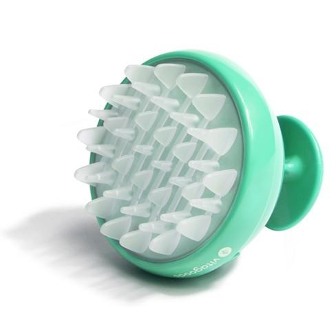 Vitagoods Scalp Massaging Shampoo Brush - Green - image 1 of 6