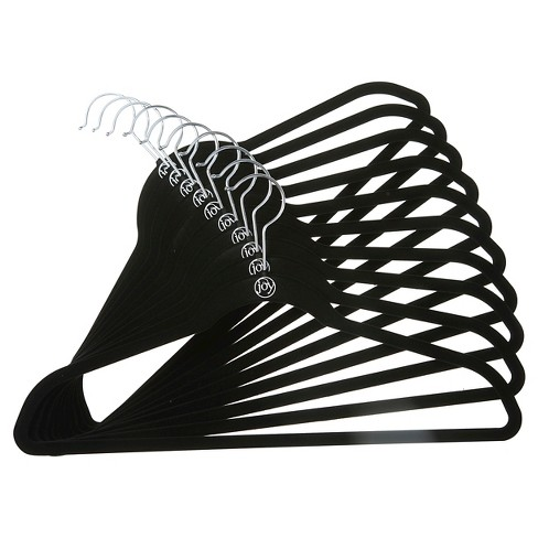 Huggable Hangers® 10pk Suit Hangers - image 1 of 1