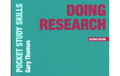 Doing Research -  (Pocket Study Skills) by Gary Thomas (Paperback) - image 1 of 1