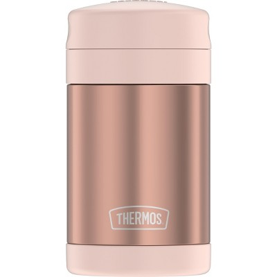 Thermos 16oz Food Jar with Spoon - Rose Gold