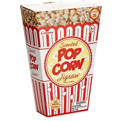 Paladone Products Ltd. Popcorn 100 Piece Scented Jigsaw Puzzle