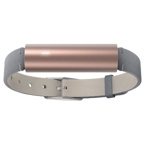 Misfit Ray Leather Band - Rose Gold - image 1 of 3