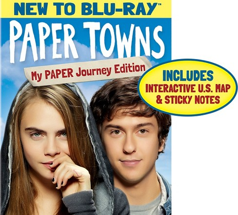 Paper Towns [Includes Digital Copy] [Blu-ray/DVD] - image 1 of 1