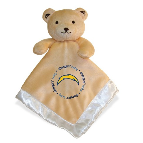 Los Angeles Chargers Baby Fanatic Security Bear - White - image 1 of 1