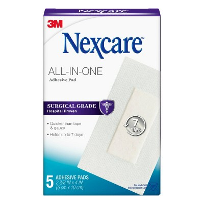 Nexcare All-in-One Pad - 5ct