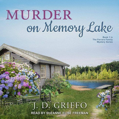 Murder on Memory Lake - (Ferrara Family Mystery) by  J D Griffo (AudioCD) - image 1 of 1