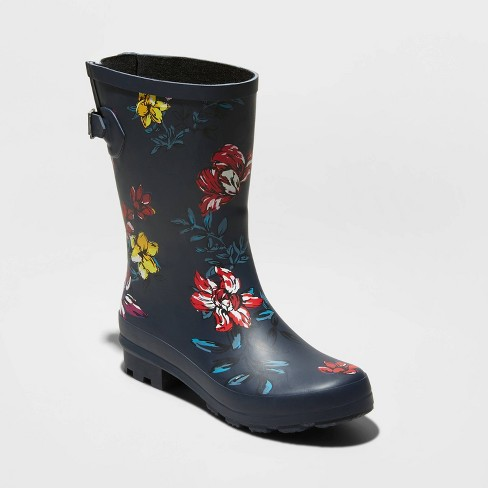 Womens Rubber Boots