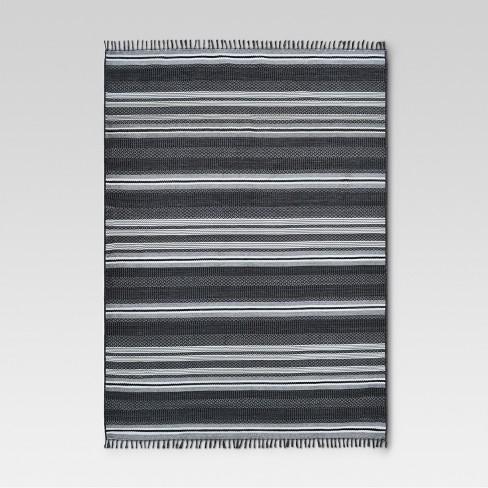 Global Stripe Outdoor Rug Threshold