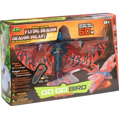 Zing Air Go Go Bird - Red Dragon