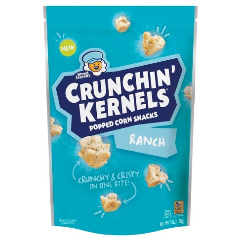 Crunchin' Kernels Ranch Popped Corn Snacks - 6oz - image 1 of 1
