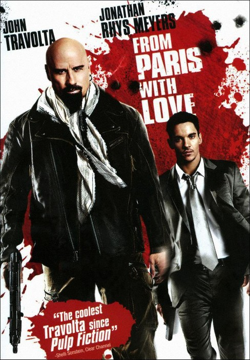 From Paris with Love (dvd_video) - image 1 of 1
