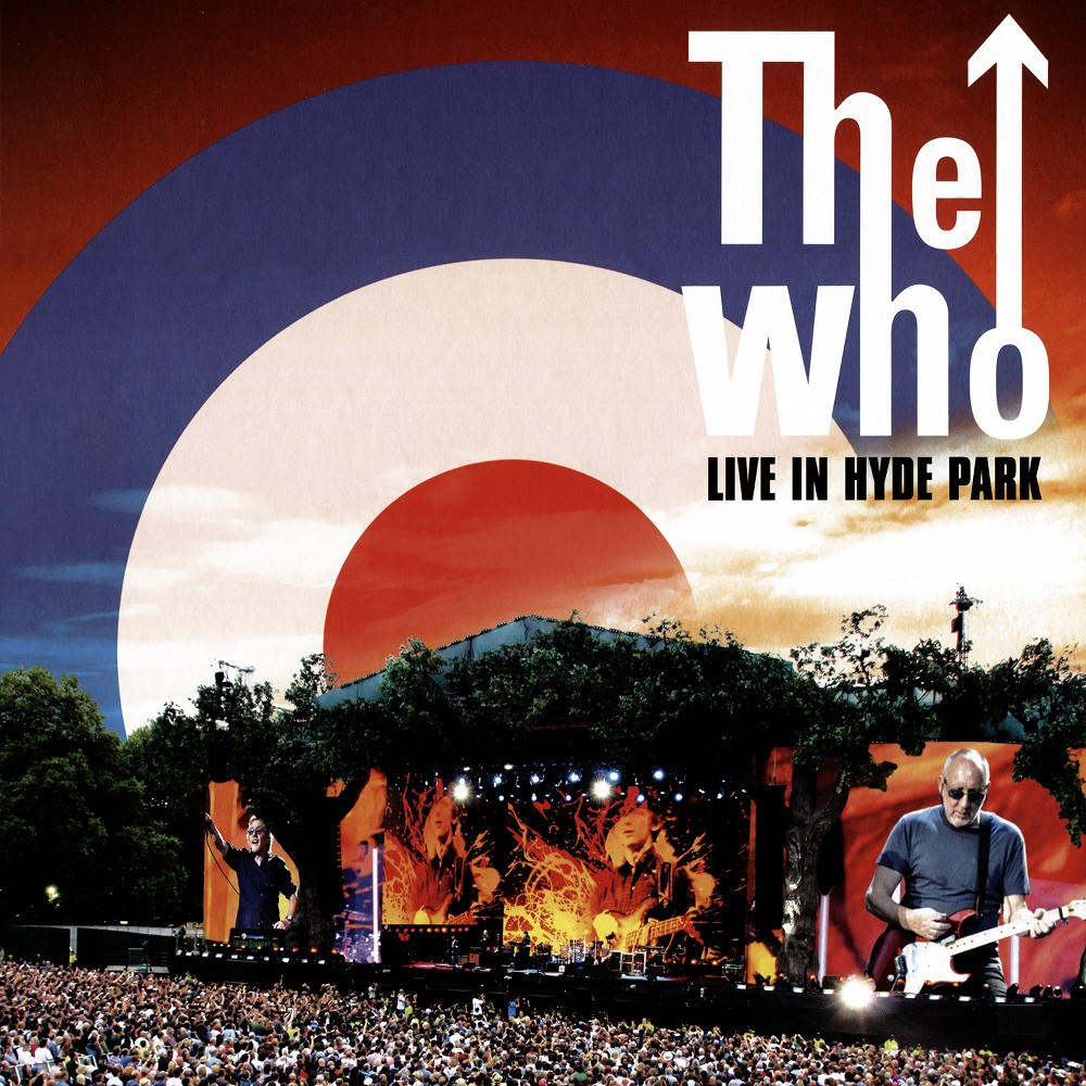 Live In Hyde Park (CD), Movies