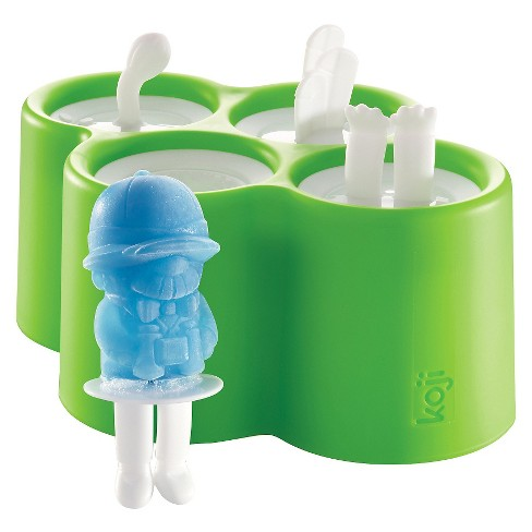 koji Safari Popsicle Molds - image 1 of 7